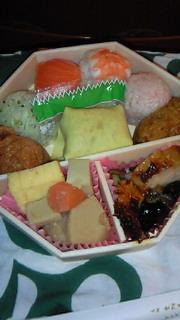 歌舞伎座、お弁当