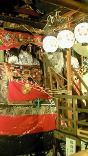 祇園祭、船鉾