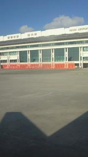 さよなら石垣、ただいま本島!