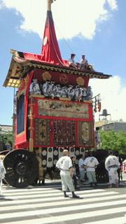 祇園祭2012<br />  巡行
