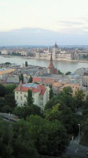 ブダペスト到着!
