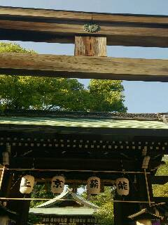 第49回上京薪能(白峯神宮)