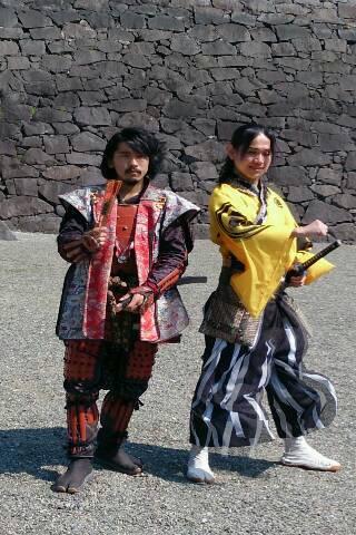 今日も一日熊本城