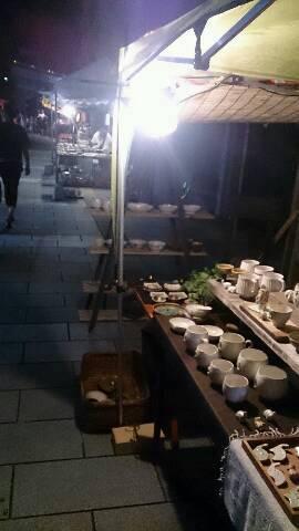 六道参りと五条坂の陶器市