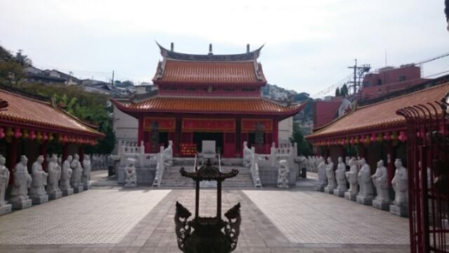 長崎、和華蘭文化1